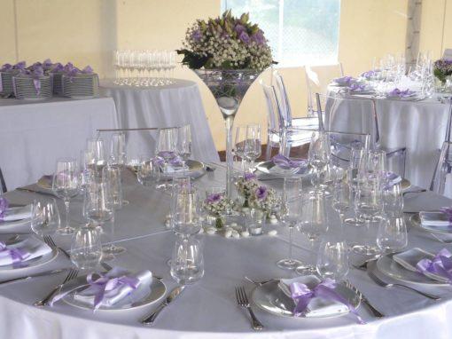 Matrimonio in lilla
